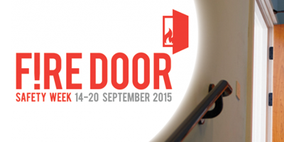 Fire Door Safety Week 2015