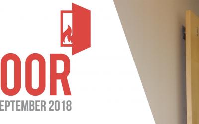Fire Door Safety Week 2018