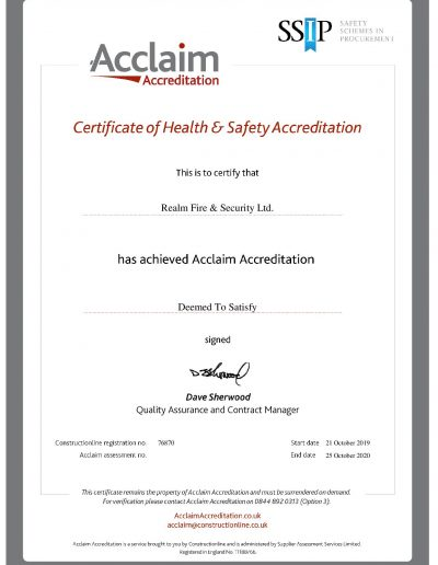 Acclaim Accrediations -page-001